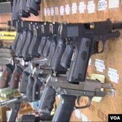 Jedna od brojnih prodavnica oružja u Sjedinjenim Državama