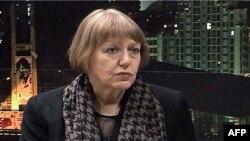 Sonja Biserko, predsednica Helsinškog odbora za ljudska prava