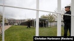 La prison de Fleury-Merogis en France