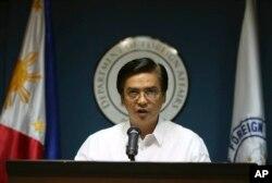 Phát ngôn viên Bộ Ngoại giao Philippines Charles Jose nói Manila chỉ cần trình bày những sự kiện thuộc phạm vi của Công ước LHQ về Luật Biển.