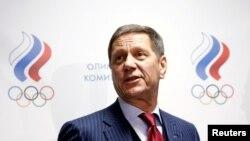 러시아의 알렉산더 주코프 올림픽조직위원장. (자료사진)