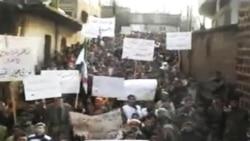 تهديد فرمانده شورشيان مسلح سوريه به افزايش حملات