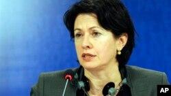 Председатель Подкомитета по правам человека Европейского парламента Барбара Лохбихлер