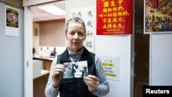 Bà Karen Short, vợ nhà truyền giáo Úc bị câu lưu ở Bắc Triều Tiên nói không biết vì sao chồng bà bị bắt giữ.
