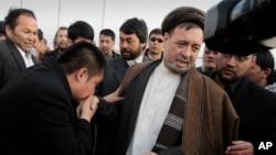 د اجرایي ریاست دویم مرستیال محمد محقق هم په دغه سفر کې شامل دی.