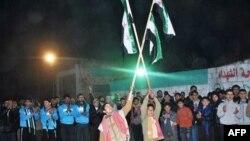Arap Birliği Suriye Planını BM'e Sunuyor
