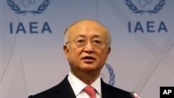 Tổng giám đốc IAEA.