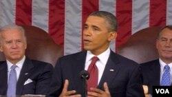 Ekonomski oporavak glavna tema godišnjeg obraćanja predsjednika Obame