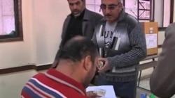2011-12-05 粵語新聞: 埃及人在議會決選中投票