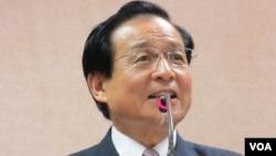 民進黨立委 許添財(美國之音 張永泰拍摄)