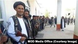 275名塔利班武裝分子參加了阿富汗薩波爾省和巴爾赫省的和平進程。