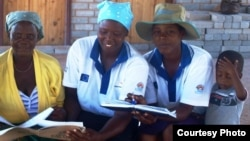 Binga women are determined to cater for their families. (Courtesy Photo: Baswilizi Trust)