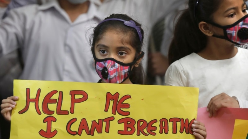 UNICEF: Toxic Air Puts 17 Million Babies' Brains and Lungs at Risk