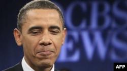 Tổng thống Obama trong buổi xuất hiện trên đài truyền hình CBS