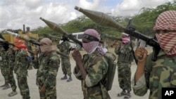 Combatentes do al-Shabab