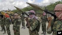 Combatentes do al-Shabab
