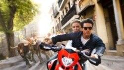 نخستین نگاه به سرگرم کننده ترین فیلم ماجراجویانه تابستان با شرکت تام کروز و کمرون دیاز