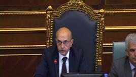 KOSOVË: Zgjedhja e kryetarit te parlamentit – jokushtetuese