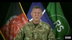 جنرال ریچارد کریپویل، معاون فرمانده نیرو های حمایت قاطع در افغانستان