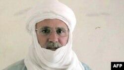 Jeffery Woodke, dans une capture d'écran d'une vidéo, le 18 octobre 2016, au Niger.