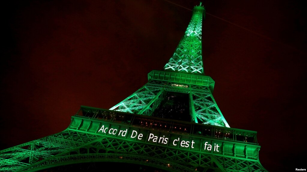 Un Syria Formally Joins Paris Climate Agreement