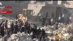 2013-01-02 美國之音視頻新聞: 新年伊始﹕敘利亞戰火繼續燃燒