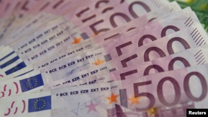File A Photo Ilration Shows Euro Banknotes Jan 26 2017