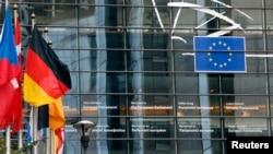 Zgrada Evropskog parlamenta u Briselu