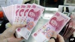 Νομοσχέδιο στη Γερουσία κατά της εσκεμμένης υποτίμησης του Κινεζικού νομίσματος