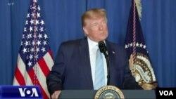 Mutungamiri wenyika yeAmerica VaDonald Trump