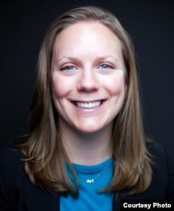 Kelle Parsons, senior researcher at the American Institutes for Research.