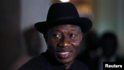 El presidente Goodluck Jonathan no se atrevió a viajar al territorio dominado por Boko Haram.