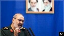 Hossein Salami afirma que Irão poderá agir de acordo com as suas próprias estratégias.
