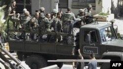 Сирия: противостояние нарастает