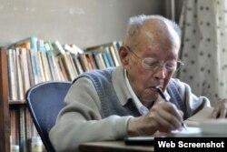 Chinese Scholar Zhou Youguang