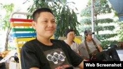 Blogger Anh Ba Sài Gòn (tức Phan Thanh Hải).