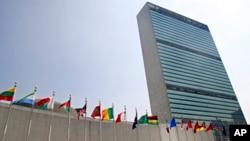 Штаб-квартира ООН в Нью-Йорку