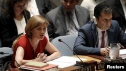 Саманта Пауэр в Совете Безопасности