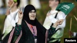 La joven Wojdan Shaherkani, de 16 años, es una de las dos representantes que Arabia Saudí ha enviado, por primera vez, a los Juegos Olímpicos.