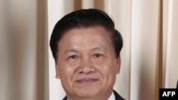 Ngoại trưởng Lào Thongloun Sisoulith