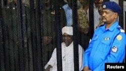 Omar Al-Bashir a kotu