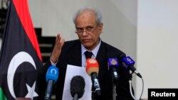 Libya Adalet Bakanı Salah Al-Marghani