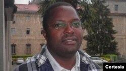 Celestino Epalanga, director nacional do Serviço Jesuíta para os Refugiados em Angola