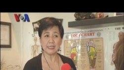 Terapis Pijat Indonesia di AS - VOA Career Day