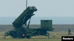 سیستم دفاع موشکی در ژاپن.