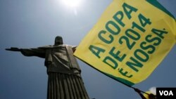 En Brasil no se preocupan por clasificarse, como país sede del evento la participación está garantizada, el tema será ser campeón.