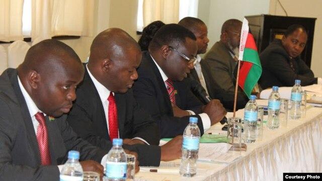 Ujumbe wa Malawi kwenye mazungumzo