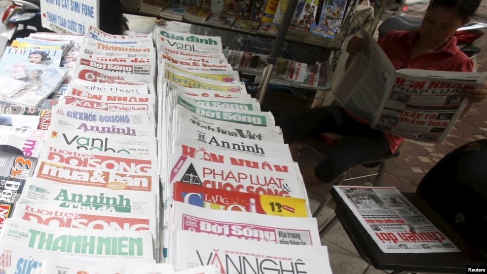 Nhà báo Võ Văn Tạo nói, ở Việt Nam, những đề tài rất quan trọng, người dân rất quan tâm thì báo chí lại không được đụng tới.