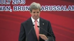 Kerry: China Taking Firm Steps on North Korea Denuclearization