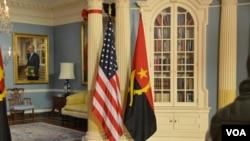 Cyril Sartor disse em Luanda que Washington apoia as reformas de João Lourenço